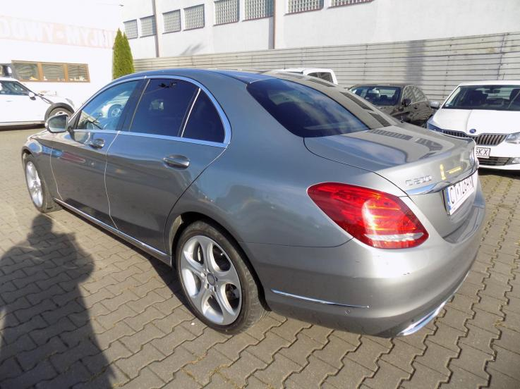 leasing - MERCEDES-BENZ - C200