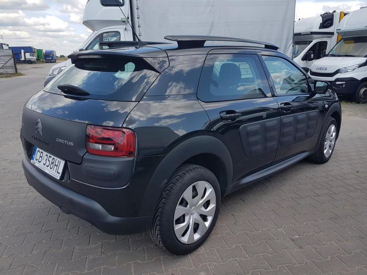 leasing - CITROEN - C4 CACTUS 1.2 PureTech Feel