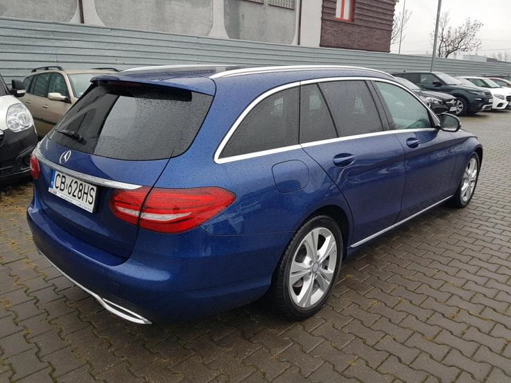 leasing - MERCEDES-BENZ - C 250 (Blue TEC) d 7G-TRONIC