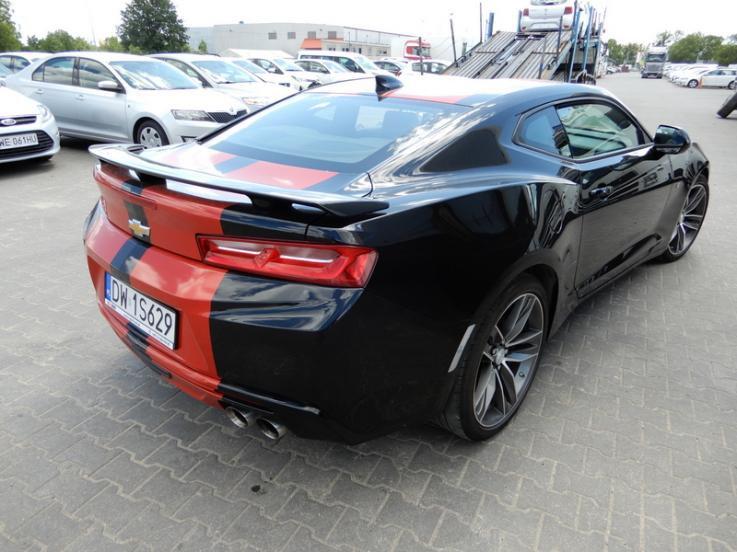 leasing - CHEVROLET - CAMARO 6.2 V8 Coupe