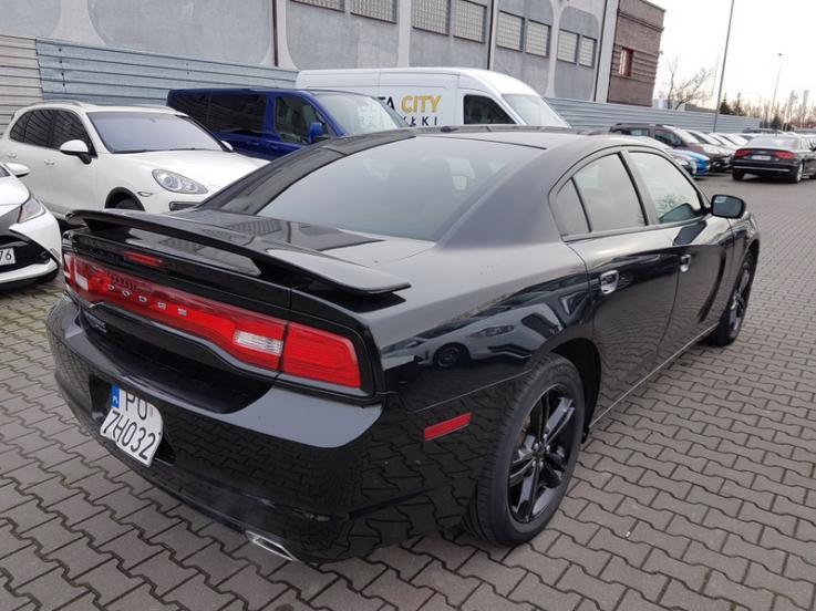leasing - DODGE - CHARGER 3.6 V6 SXT AWD