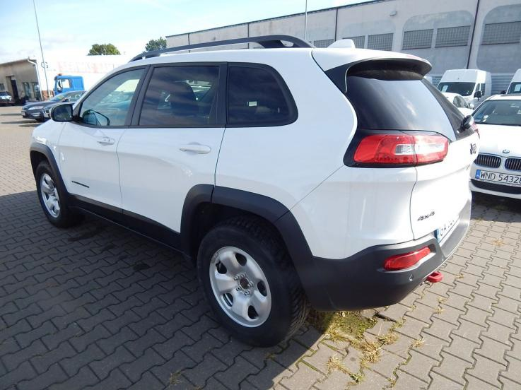 leasing - JEEP - CHEROKEE 3.2 V6 Active Drive Lock Trailhawk aut