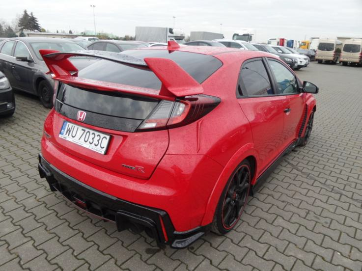 leasing - HONDA - CIVIC 2.0 TypeR GT