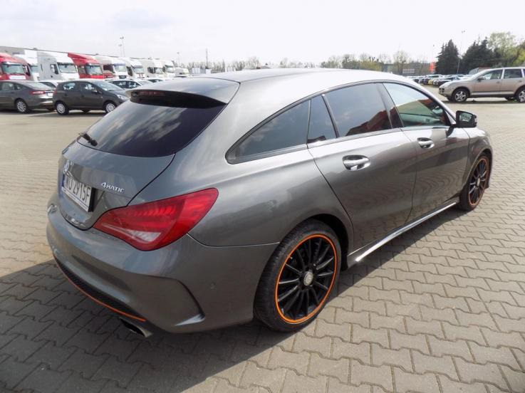 leasing - MERCEDES-BENZ - CLA250 4-Matic