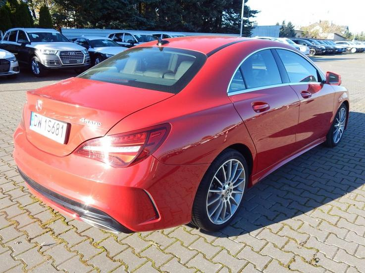 leasing - MERCEDES-BENZ - CLA 220 4-Matic AMG Line