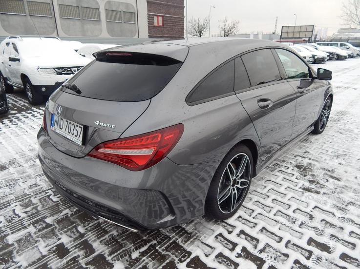 leasing - MERCEDES-BENZ - CLA 250 4-Matic AMG Line