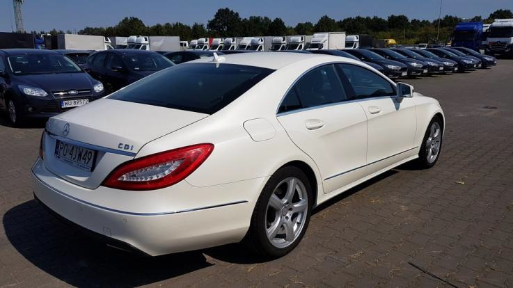 leasing - MERCEDES-BENZ - CLS 350 CDI BlueEff