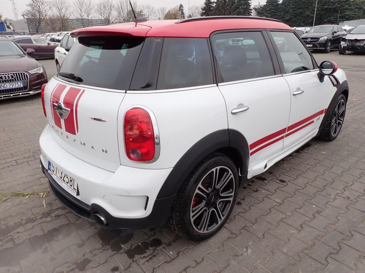 leasing - MINI BMW - Countryman John Cooper Works