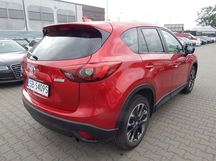 leasing - MAZDA - CX-5 2.0 Skypassion