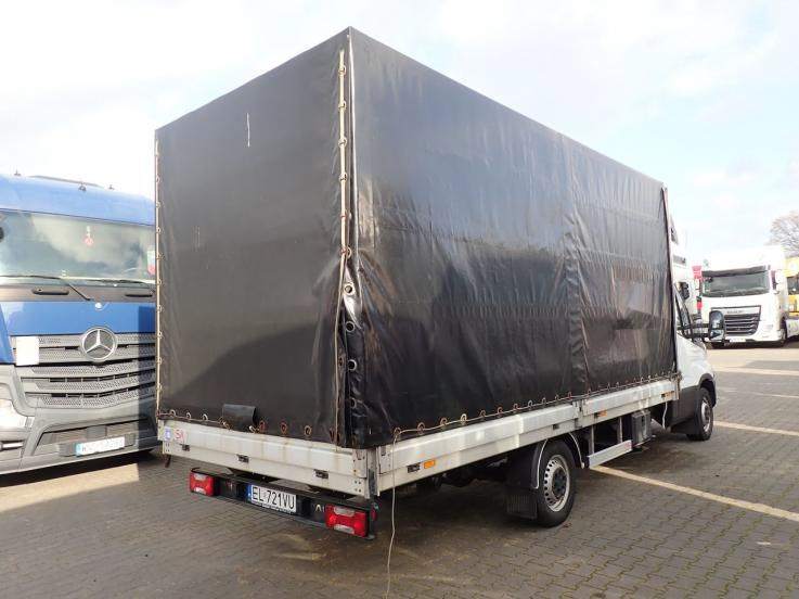 leasing - IVECO - DAILY 35C17 170 KM