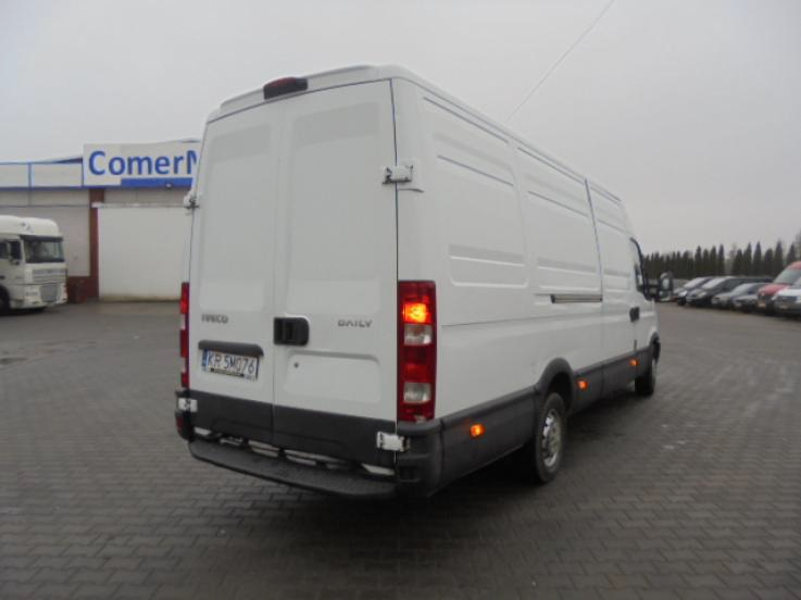 leasing - IVECO - DAILY 35S13 126KM