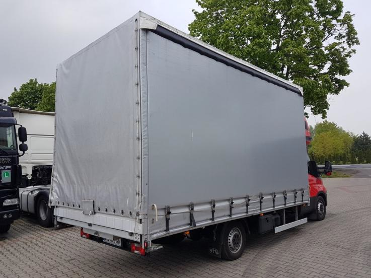 leasing - IVECO - DAILY 35S18 180 KM