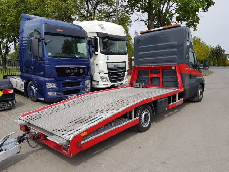 leasing - IVECO - DAILY 35S18 180KM