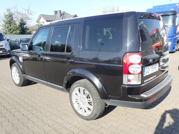 leasing - LAND ROVER - DISCOVERY IV 3.0SD