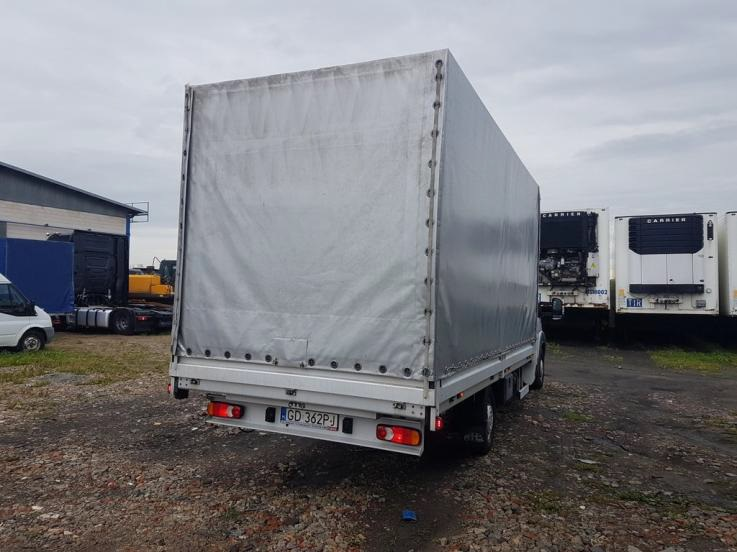 leasing - FIAT - DUCATO 35 MultiJet Power 177 KM