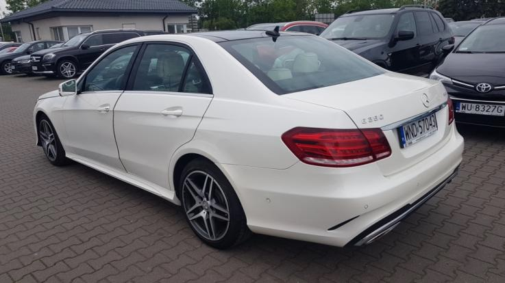 leasing - MERCEDES-BENZ - E 350 BlueTEC 4-Matic Avantgar