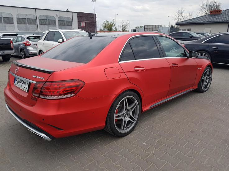 leasing - MERCEDES-BENZ - E 63 AMG