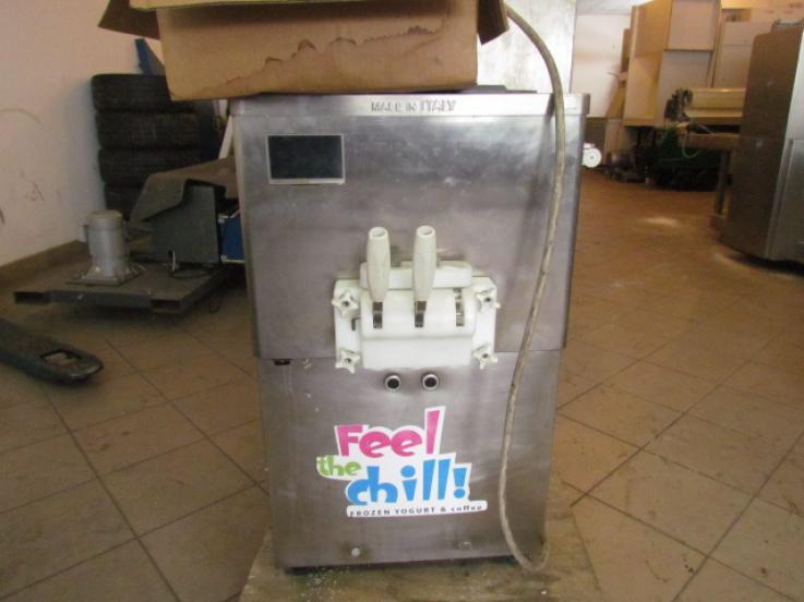 leasing - GEL-MATIC maszyna do produkcji lodów - EXCEL 500 PM PLUS