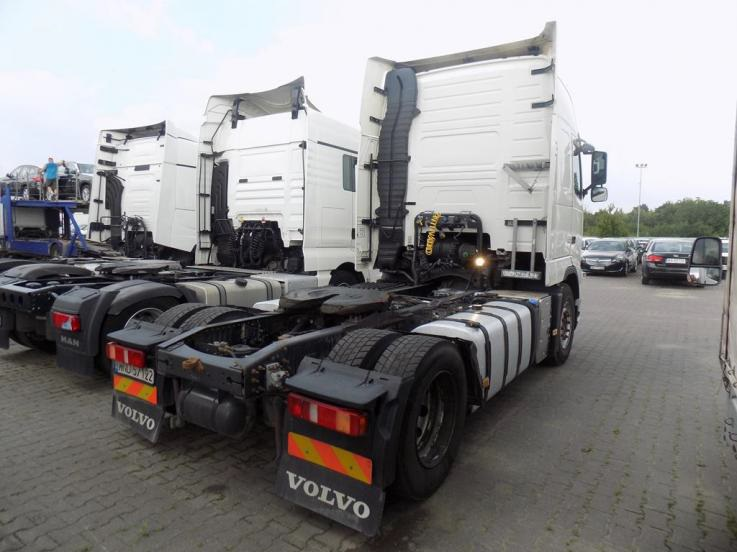 leasing - VOLVO - FH460 4x2 Globetrotter XL 469 KM