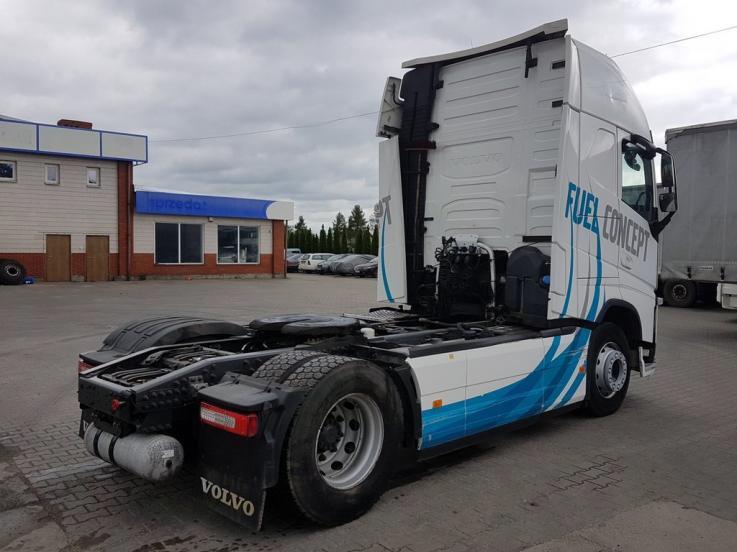 leasing - VOLVO - FH 500 4x2 Globetrotter XL 510KM