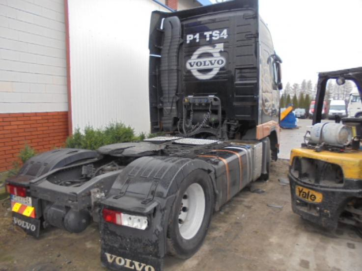 leasing - VOLVO - FH 500 510 KM 4x2 Globetrotter