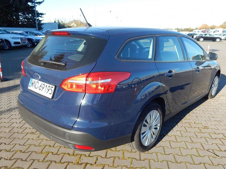 leasing - FORD - FOCUS 1.5 TDCi Trend
