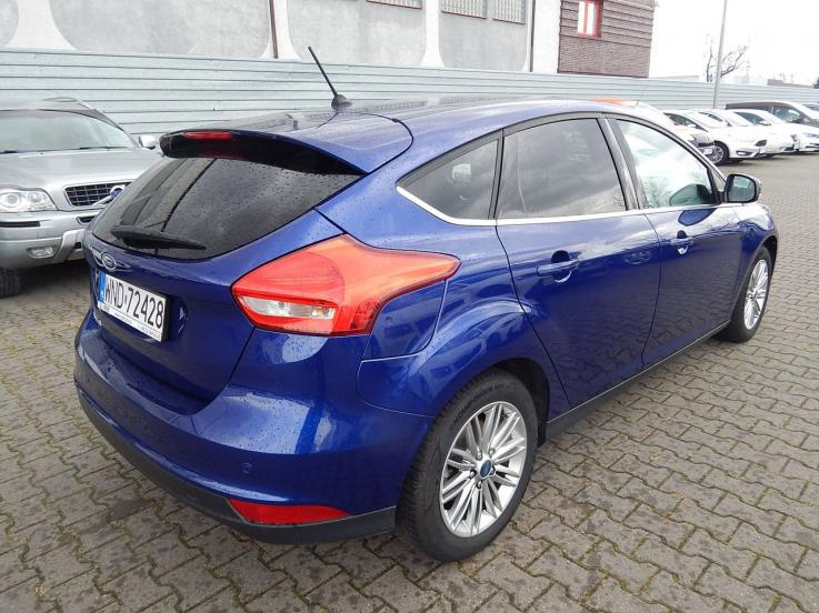 leasing - FORD - FOCUS 1.6 SYNC Edition