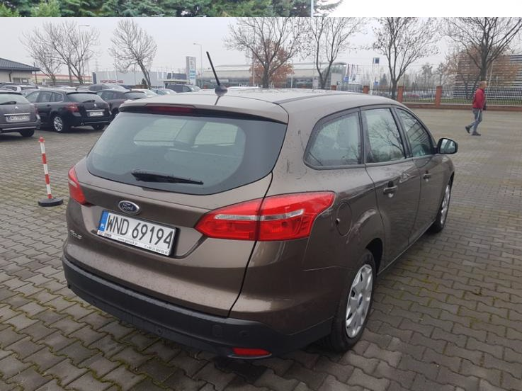 leasing - FORD - FOCUS 1.6 Trend