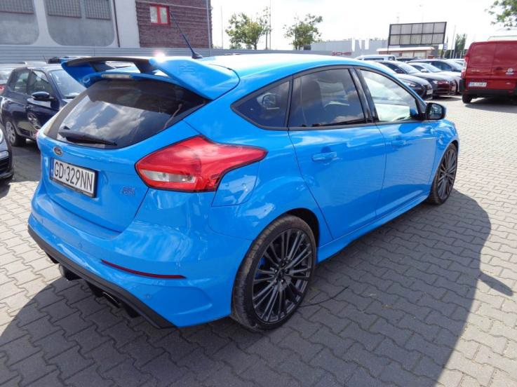 leasing - FORD - FOCUS 2.3 EcoBoost RS