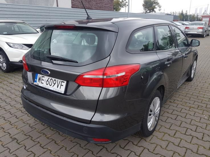 leasing - FORD - FOCUS Kombi 1.5 TDCi Trend