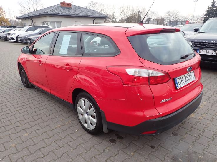 leasing - FORD - FOCUS Kombi 1.6 TDCi