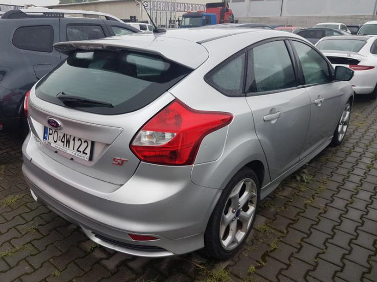 leasing - FORD - FOCUS ST