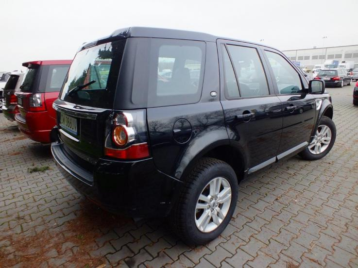 leasing - LAND ROVER - FREELANDER II 2.0