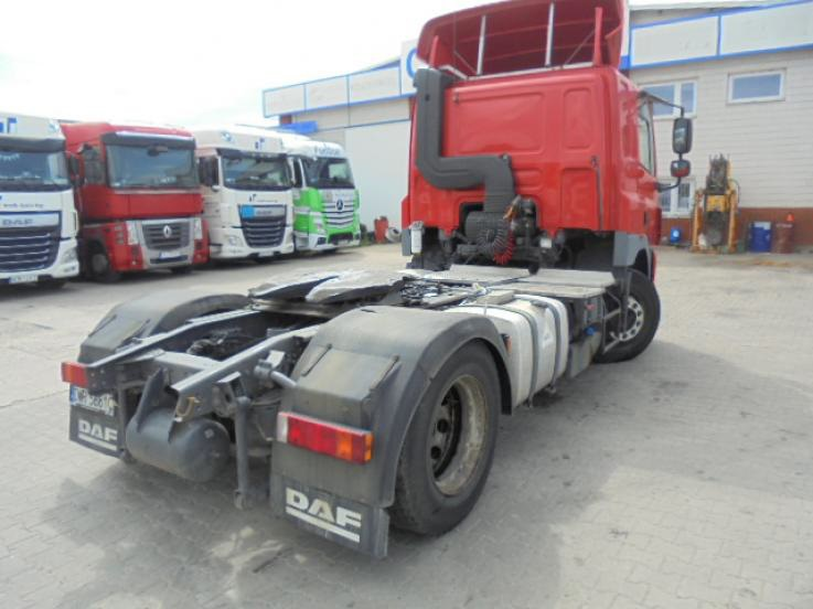 leasing - DAF - FT CF85.460 4x2