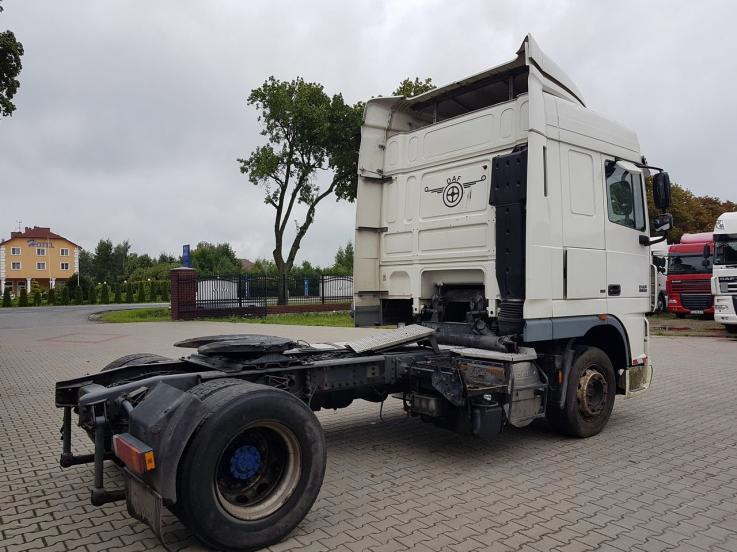 leasing - DAF - FT XF 105.460 4x2 SpaceCab 462KM