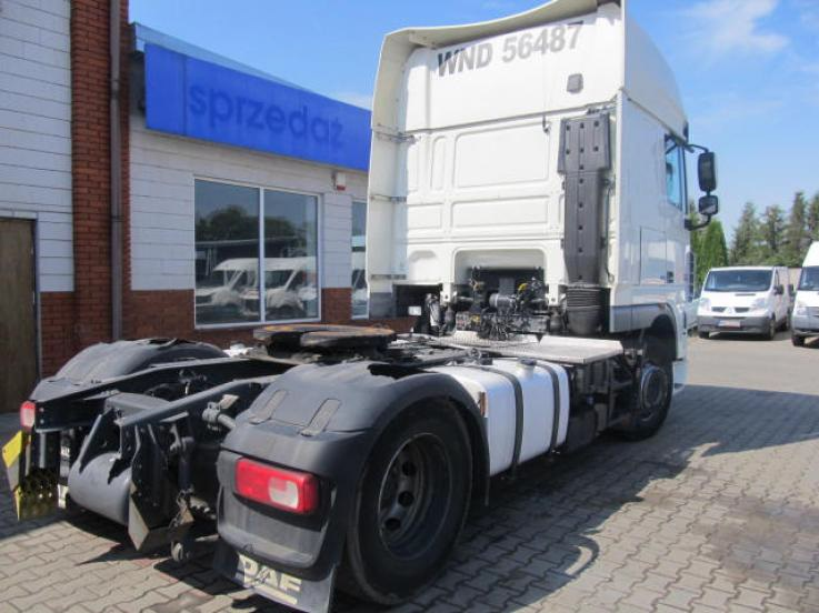 leasing - DAF - FT XF 105.460 4x2 SuperSpaceCab