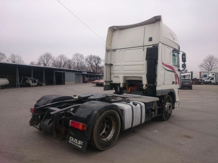 leasing - DAF - FT XF  105.460 4x2 SuperSpaceCab 462KM