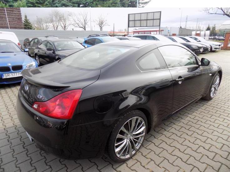 leasing - INFINITI - G37  S Premium aut