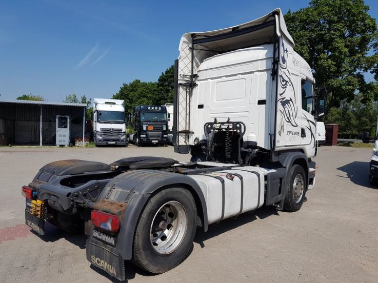 leasing - SCANIA - G400 LA 4x2 MNA/HNA Highline 400KM