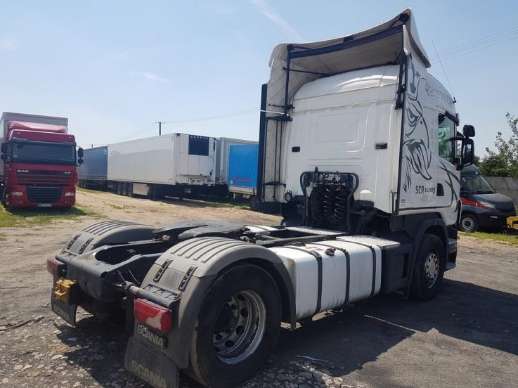 leasing - SCANIA - G 400 LA 4x2 MNA/HNA Highline 400KM