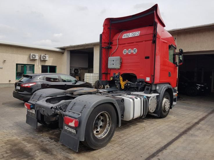 leasing - SCANIA - G 400 LA 4x2 MNA/HNA Highline 420KM