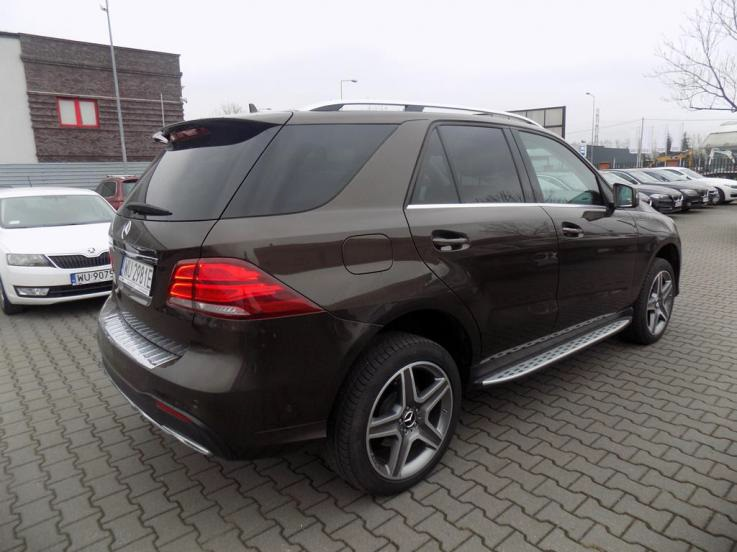 leasing - MERCEDES-BENZ - GLE 350 d 4-Matic