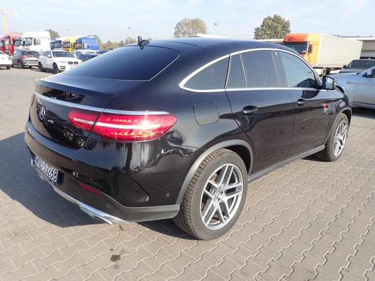 leasing - MERCEDES-BENZ - GLE Coupe 350 d 4-Matic