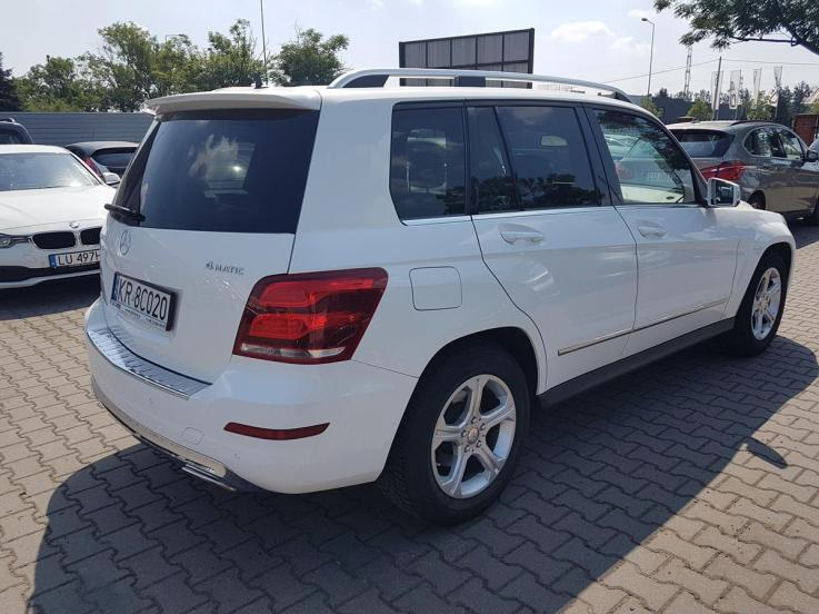 leasing - MERCEDES-BENZ - GLK 220CDI BlueEff. 4-Matic