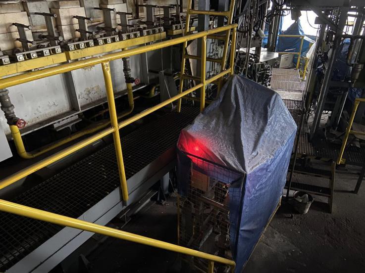 leasing - WALTEC - GPE-12-2150 GPE-16-2150 - linia do produkcji detali szklanych