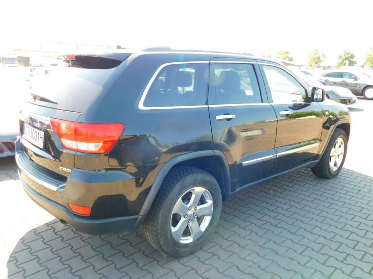 leasing - JEEP - GRAND CHEROKEE 3.0 CRD Limited