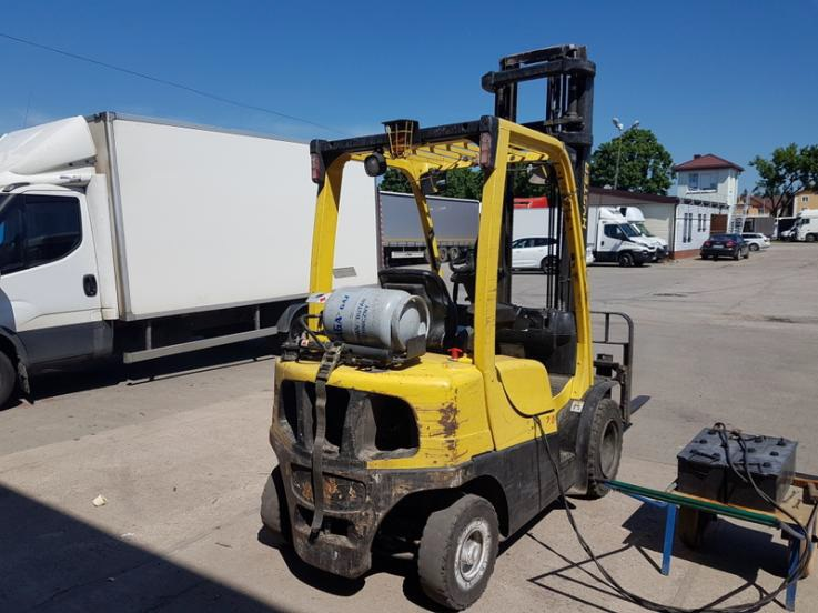 leasing - HYSTER - H2.0FT