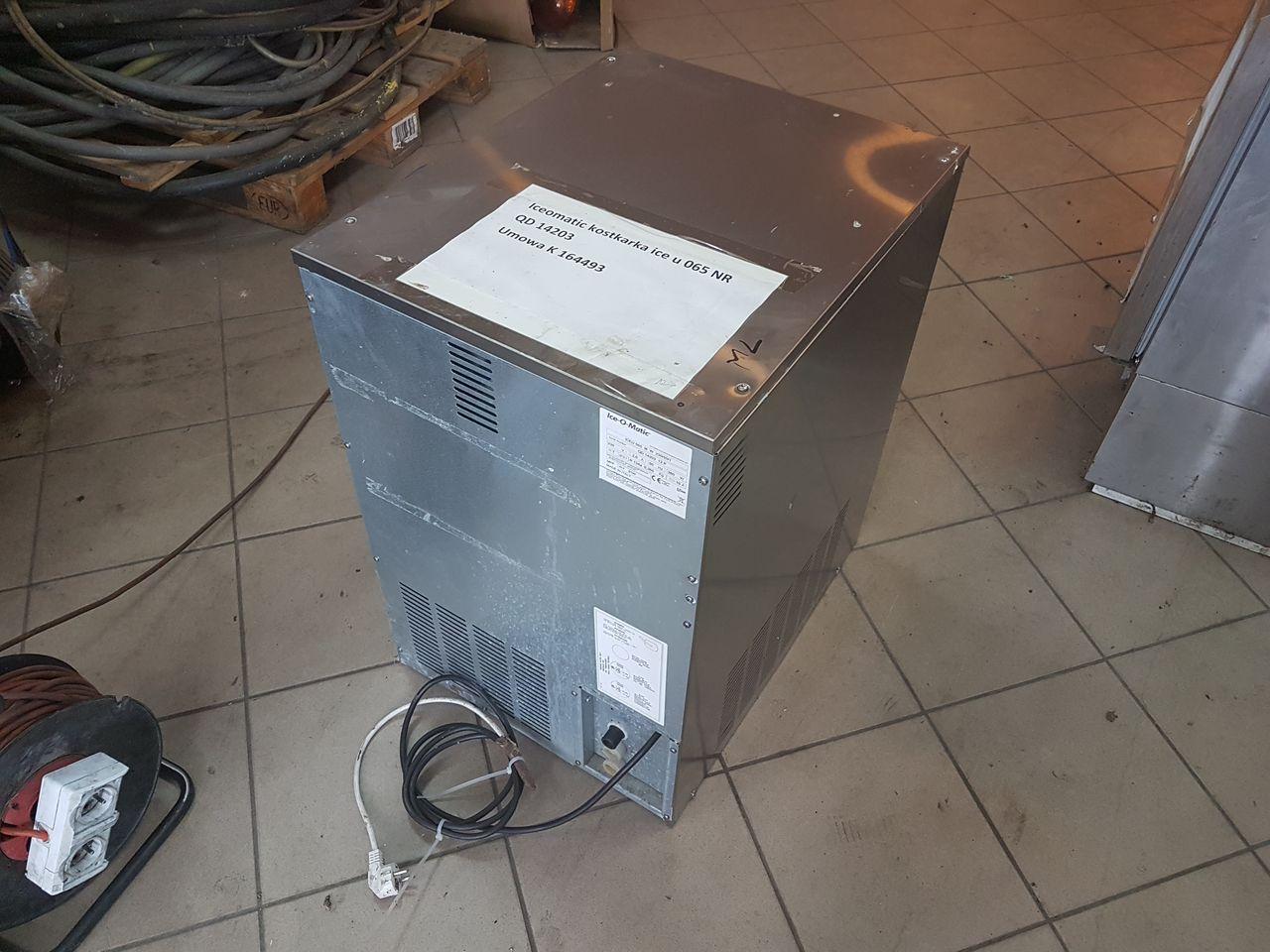 leasing - ICE-O-MATIC - ICEU 065 M A 230/50/1 kostkarka do lodu