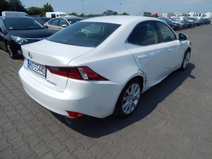leasing - LEXUS - IS 200t Elite