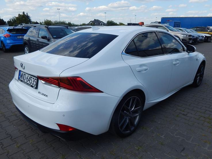 leasing - LEXUS - ISN 200t/300 F Sport